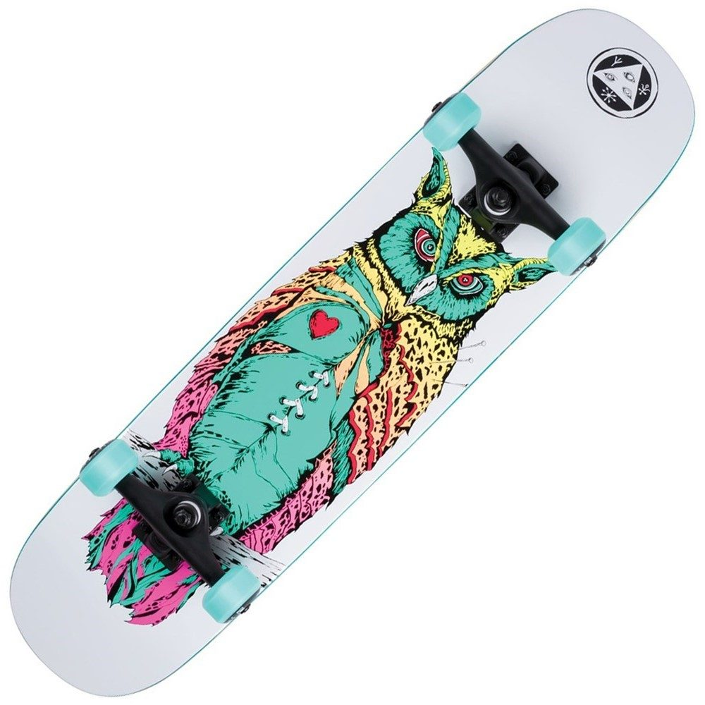 Buy Welcome Heartwise Skateboard Deck.- Decked Out