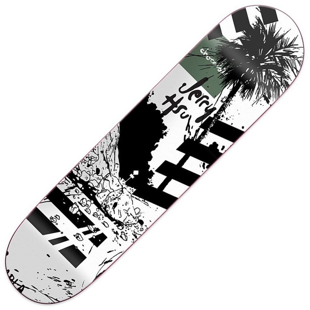 Buy Chocolate Jerry Hsu Hecox Out West Skateboard Deck - Decked Out
