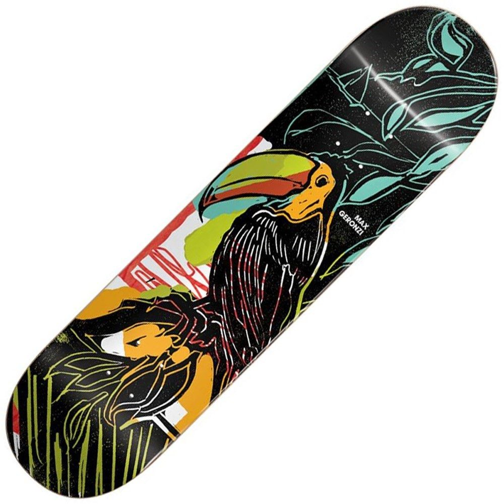 Buy Almost Max Geronzi For The Birds Impact Light 8inch Skateboard Deck