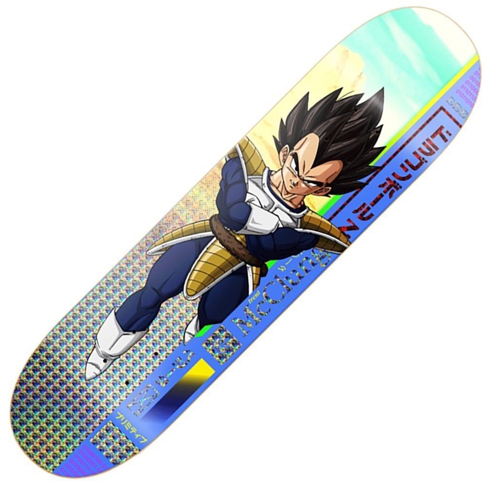 Buy Primitive McClung Dragon Ball Z Vegeta 8.25inch Skateboard Deck