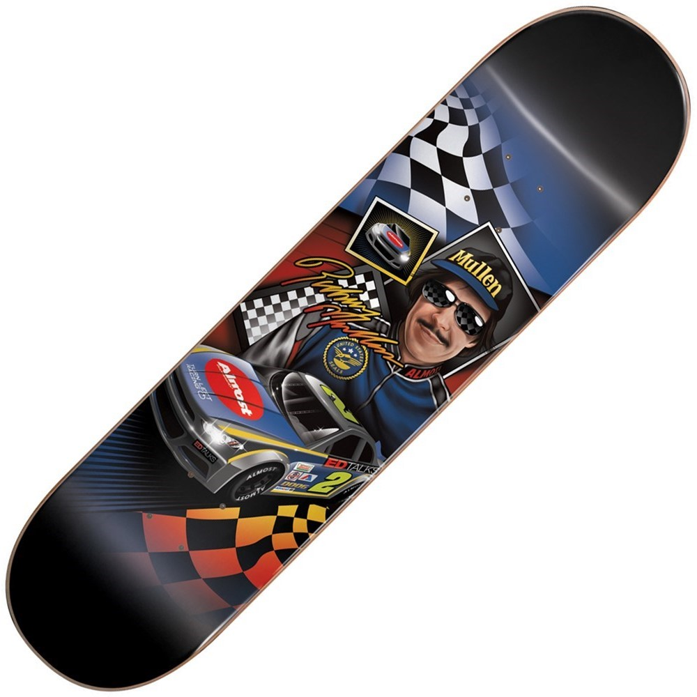 Buy Almost Rodney Mullen Talladega 8.125inch Skateboard Deck