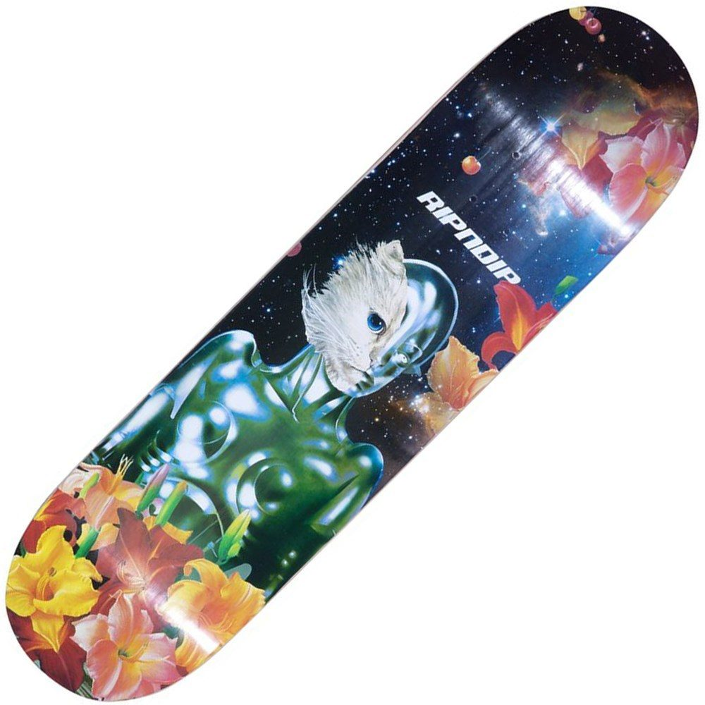 Buy RIPNDIP Galactica 8.25inch Skateboard Deck