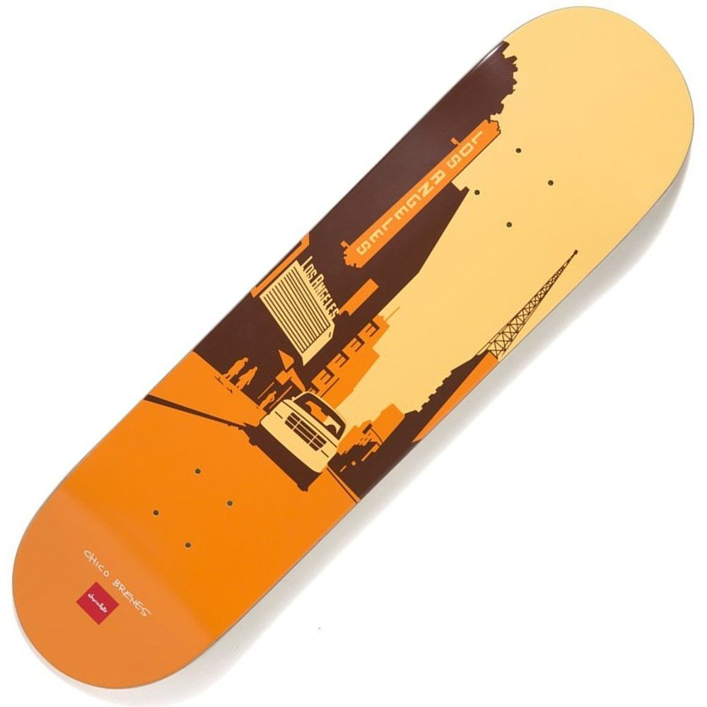 Buy Chocolate Chico Brenes Skateboard Decks. Griptape, Hardware, Clothing And Footwear From The Best Skateboards Brands Out There - Decked Out
