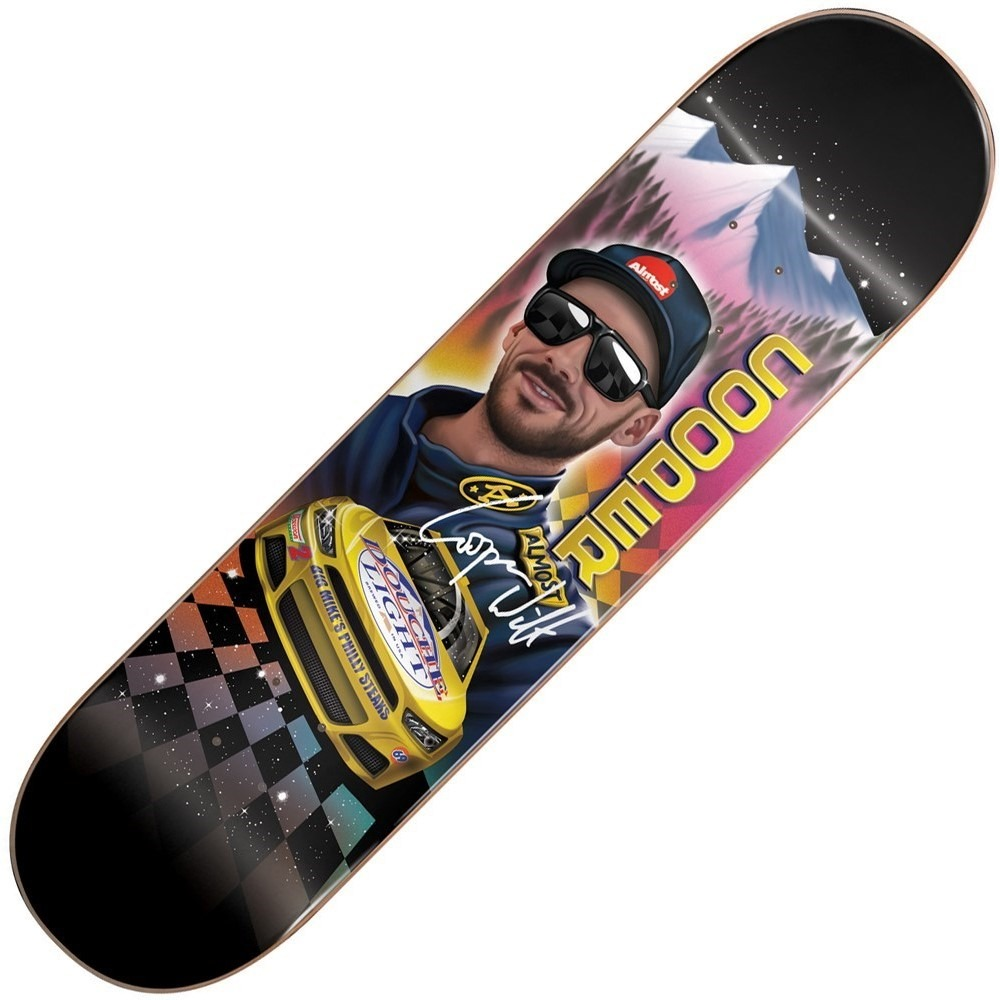 Almost Cooper Wilt Talladega 8.25inch Skateboard Deck