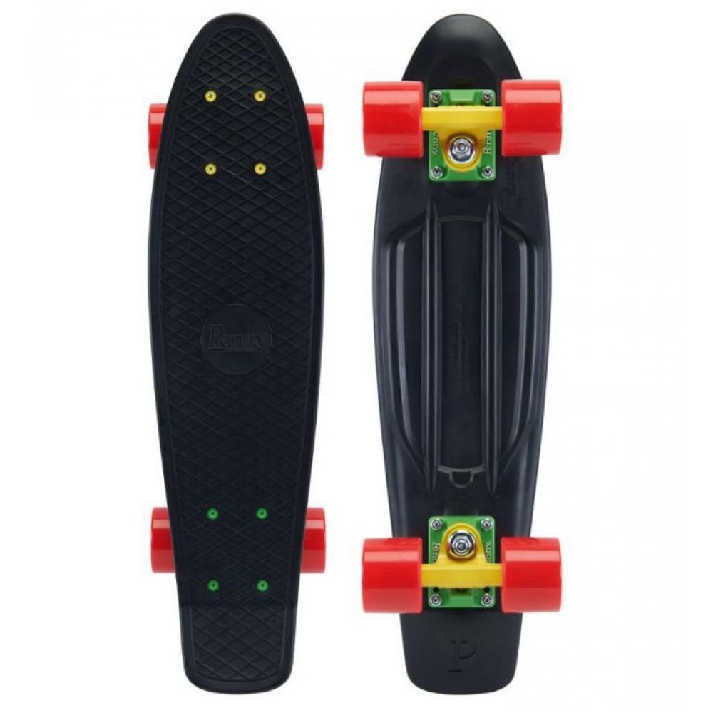 Buy Penny Australia Rasta Skateboard Decks. Griptape, Hardware, Clothing And Footwear From The Best Skateboards Brands Out There - Decked Out