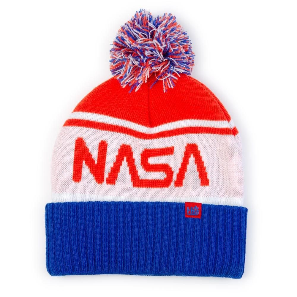 Buy Habitat NASA Pom Beanie & Clothing - Decked Out