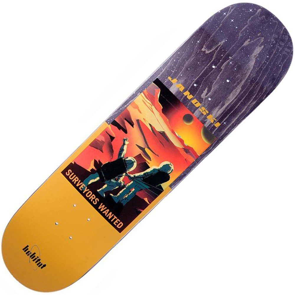 Buy Habitat Stefan NASA 7.875inch Skateboard Deck