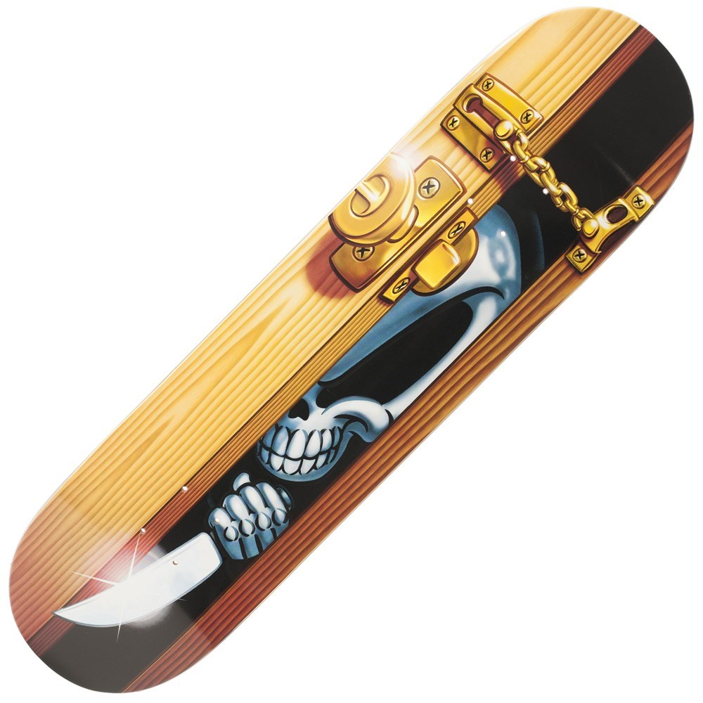 Buy Blind Kevin Romar Reaper Skateboard Decks. Griptape, Hardware, Clothing And Footwear From The Best Skateboards Brands Out There - Decked Out