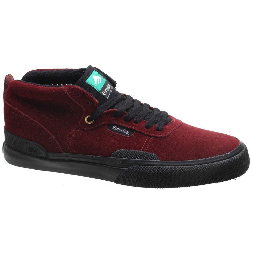 Emerica Pillar Oxblood shoe