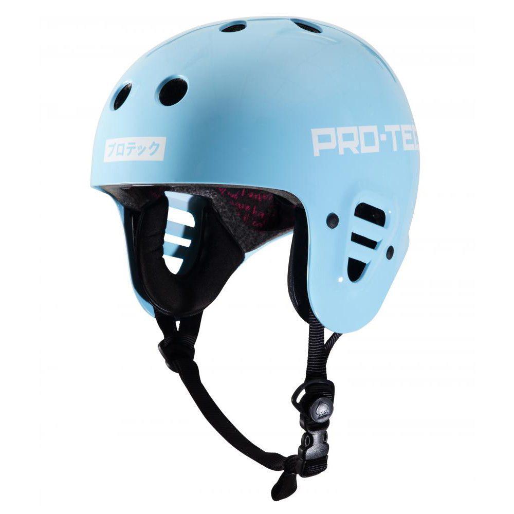 Sky Brown helmet